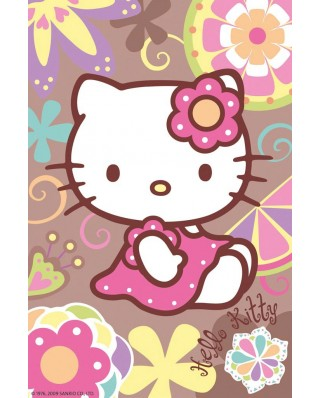 Puzzle mini Ravensburger - Hello Kitty, 54 piese (09451)
