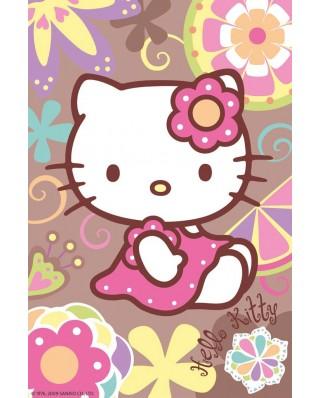 Puzzle mini Ravensburger - Hello Kitty, 54 piese (09451)