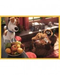 Puzzle Ravensburger - Viata Secreta A Animalelor, 100 piese (06860)