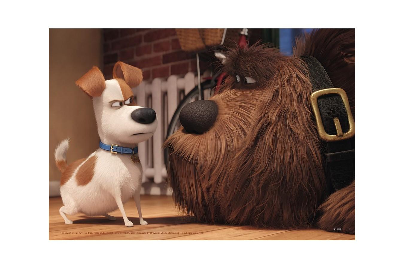 Puzzle Ravensburger - Viata Secreta A Animalelor, 2x24 piese (09110)