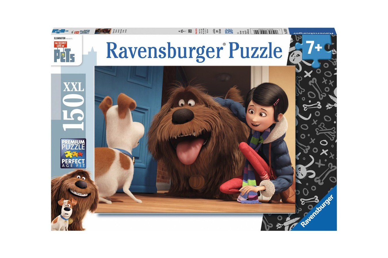 Puzzle Ravensburger - Viata Secreta A Animalelor, 150 piese (10030)