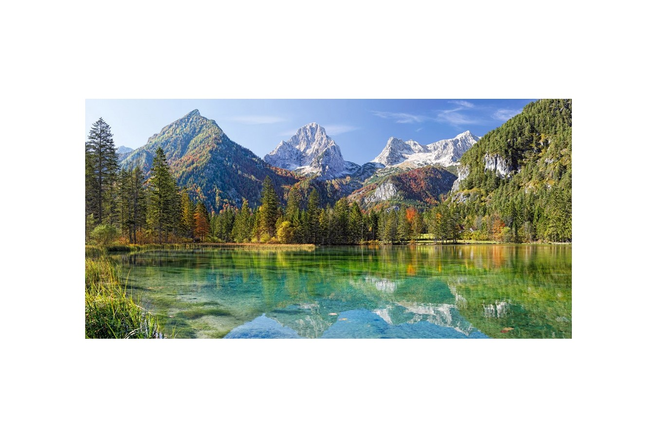 Puzzle Castorland - Majesty of Mountains, 4000 piese (400065)