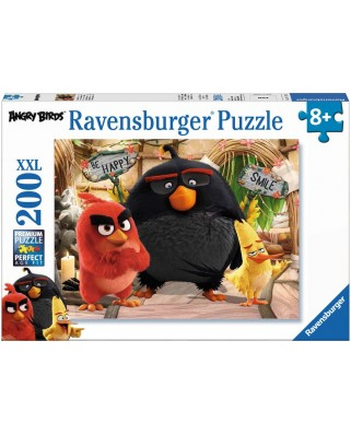 Puzzle Ravensburger - Angry Birds, 200 piese (12830)