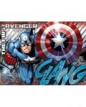 Puzzle Ravensburger - Avengers, 12/16/20/24 piese (07021)
