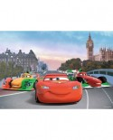 Puzzle Ravensburger - Cars, 2x12 piese (07554)