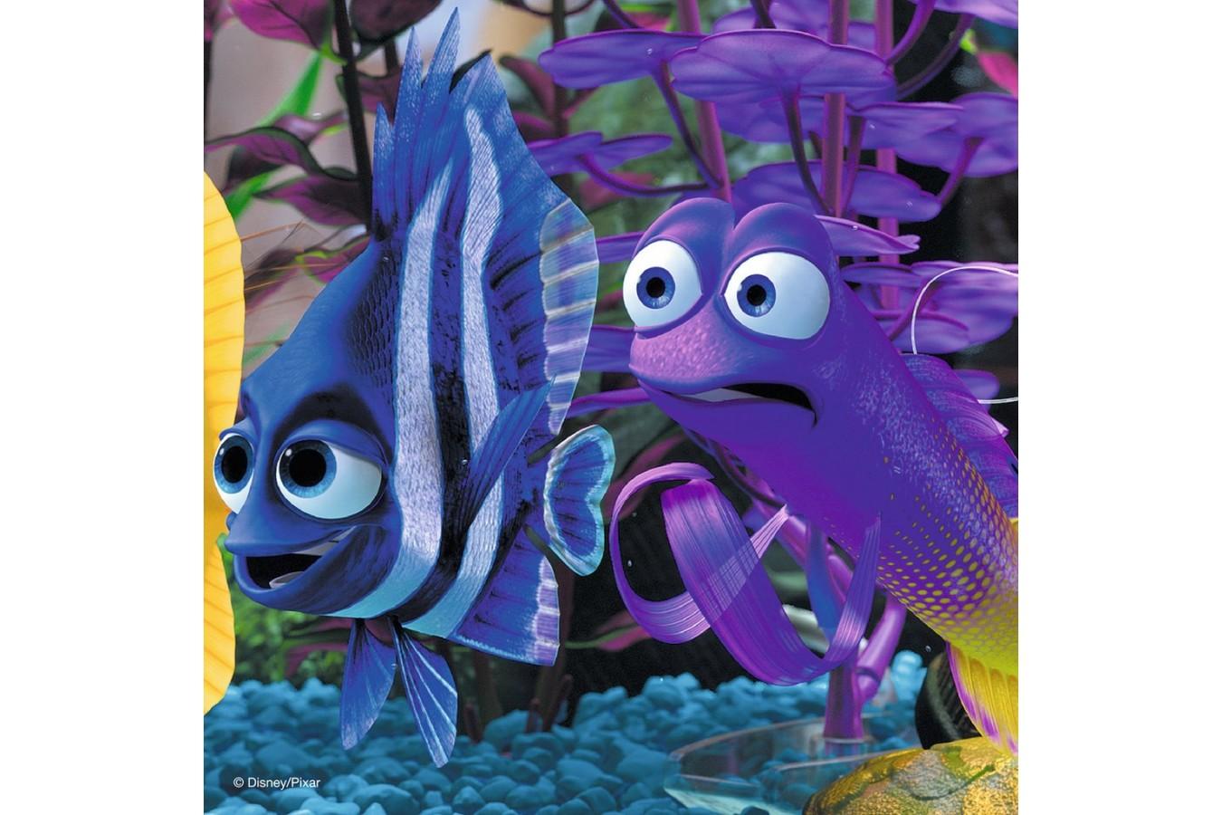 Puzzle Ravensburger - In Cautarea Lui Nemo, 3x49 piese (09371)