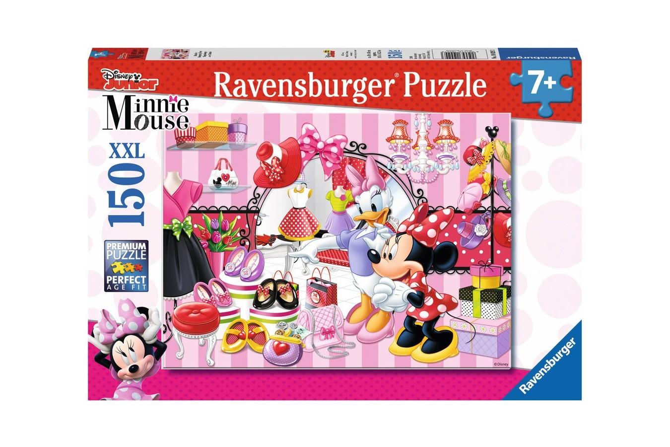 Puzzle Ravensburger - Minnie Mouse, 150 piese (10029)