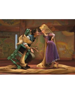 Puzzle Ravensburger - Rapunzel, 100 piese (10829)