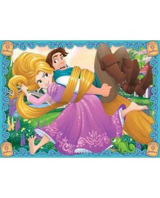 Puzzle Ravensburger - Rapunzel, 100 piese (10873)