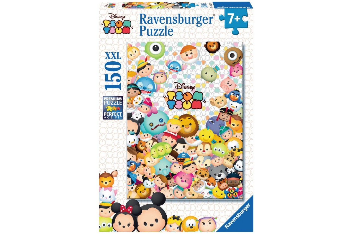 Puzzle Ravensburger - Tsum Tsum, 150 piese (10026)
