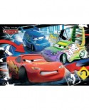 Puzzle Ravensburger - Cars, 2X24 Piese