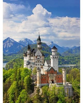Puzzle Ravensburger - Castelul Neuschwanstein, 500 Piese