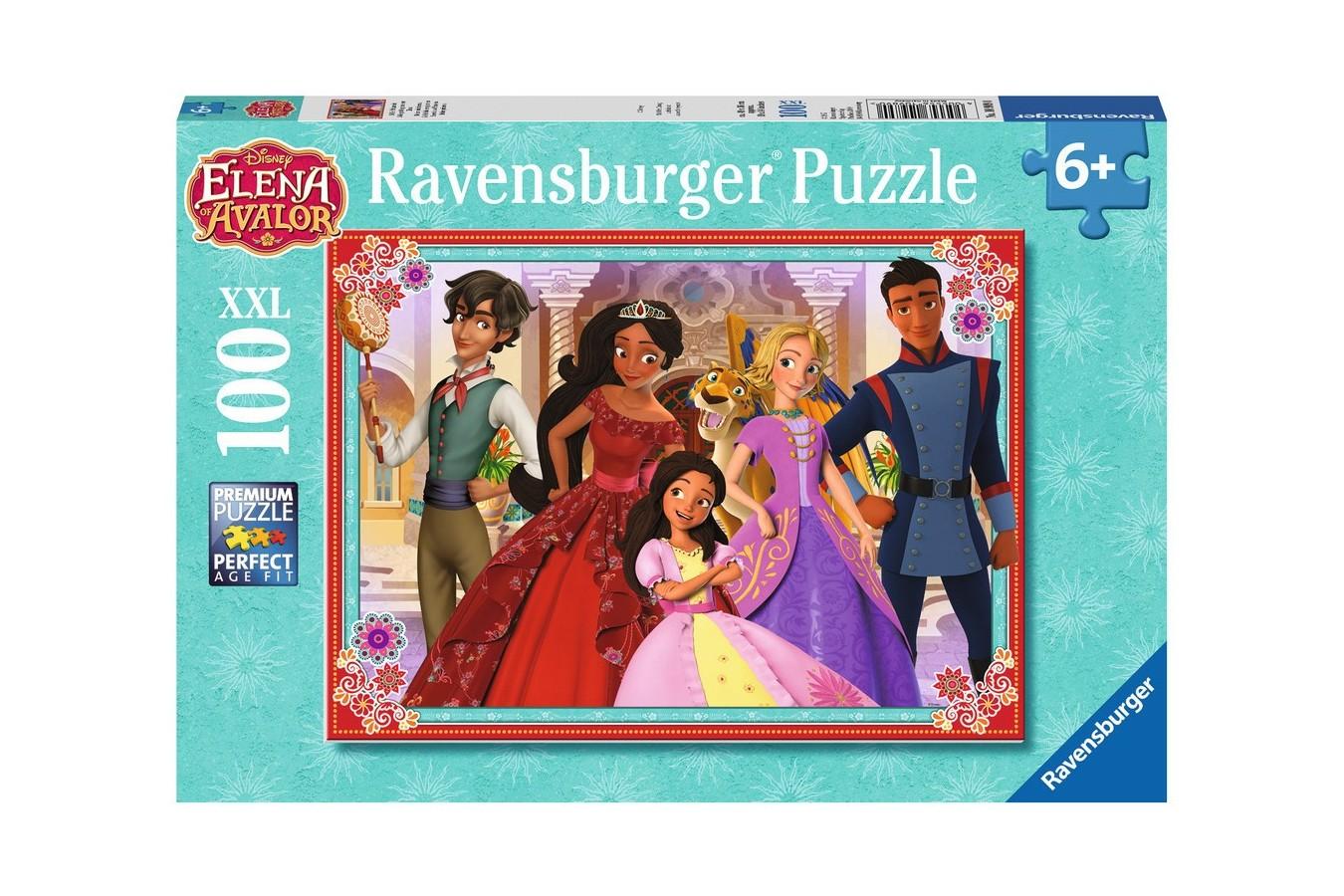Puzzle Ravensburger - Elena Din Avalor, 100 Piese