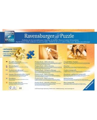 Puzzle Ravensburger - Hallstatt Austria, 500 Piese