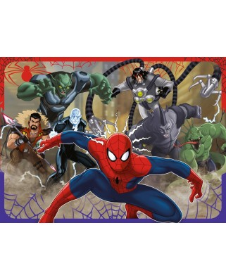 Puzzle Ravensburger - Spiderman, 100 Piese
