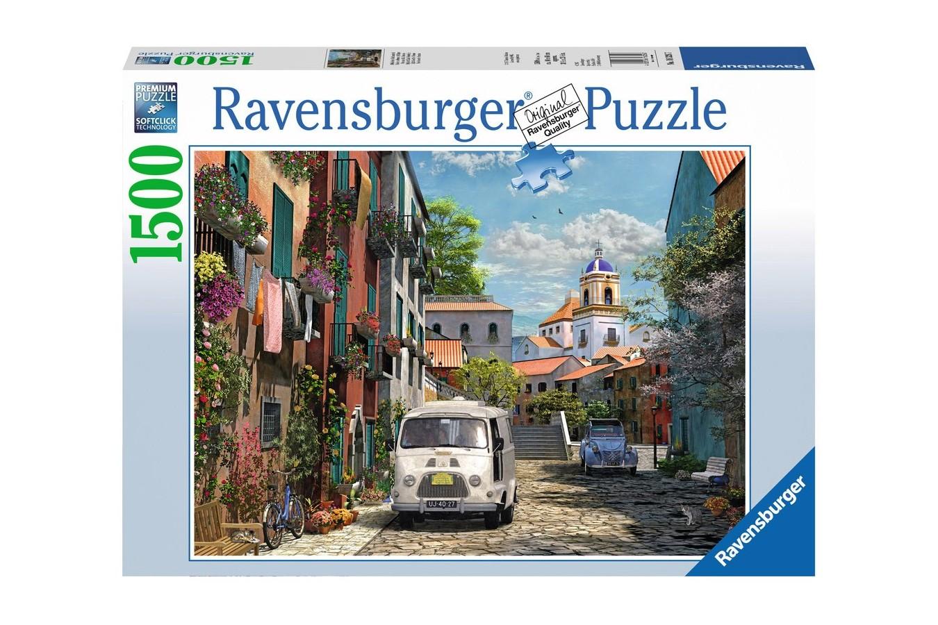 Puzzle Ravensburger - Sudul Frantei, 1500 Piese