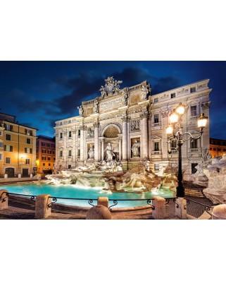 Puzzle Castorland - Fontana di Trevi, 500 piese