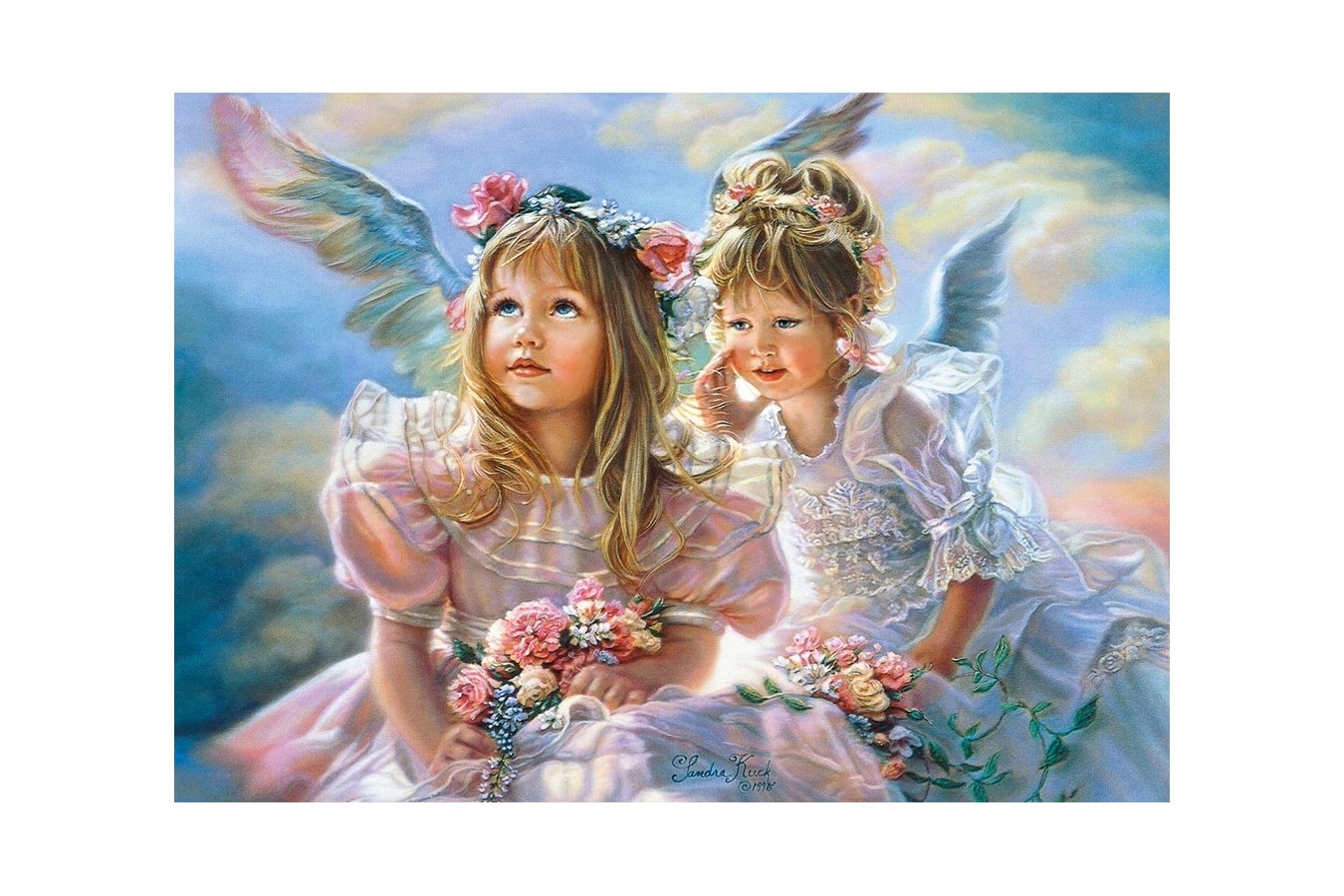 Puzzle Castorland - Heavenly Message, 500 piese