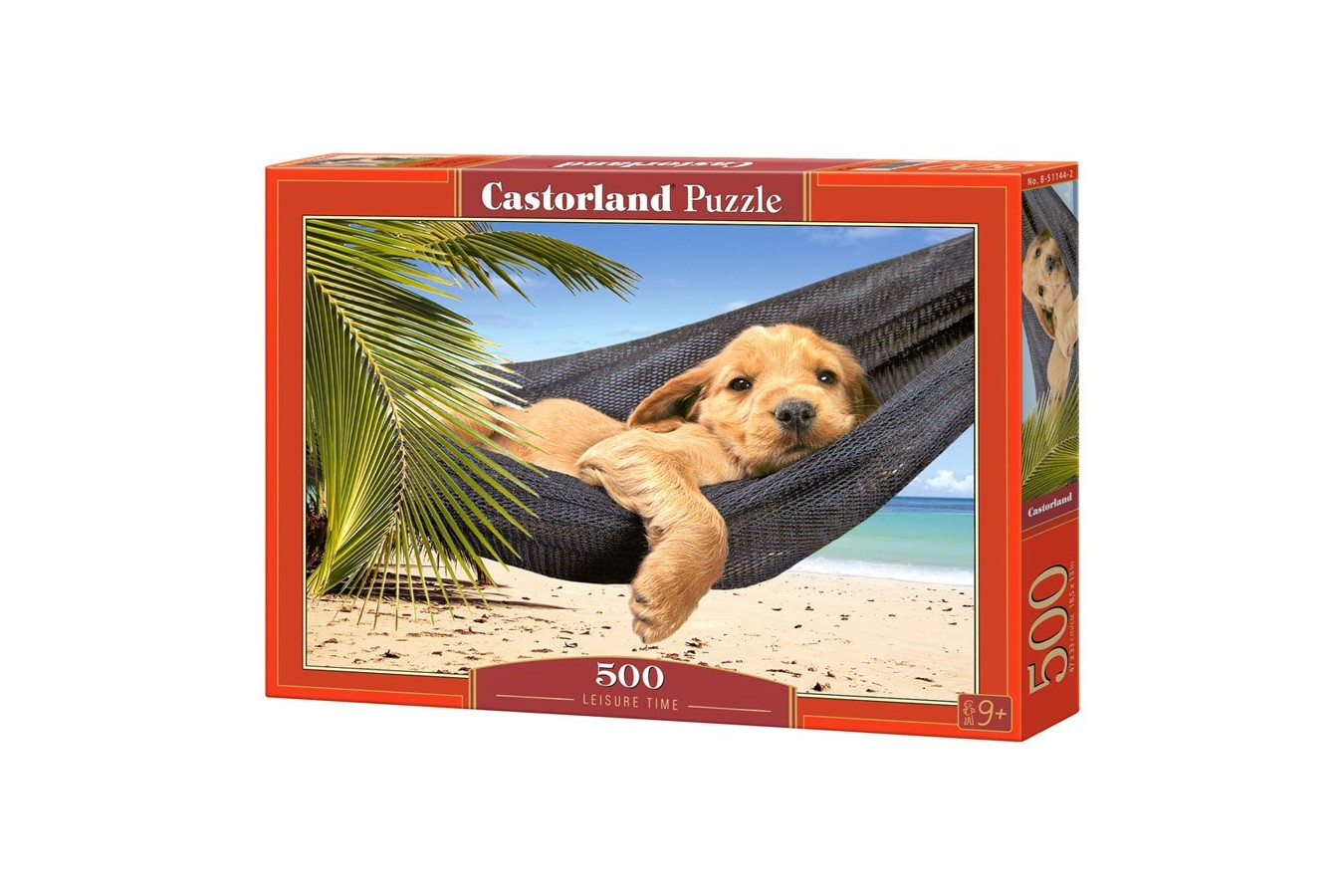 Puzzle Castorland - Leisure Time, 500 piese