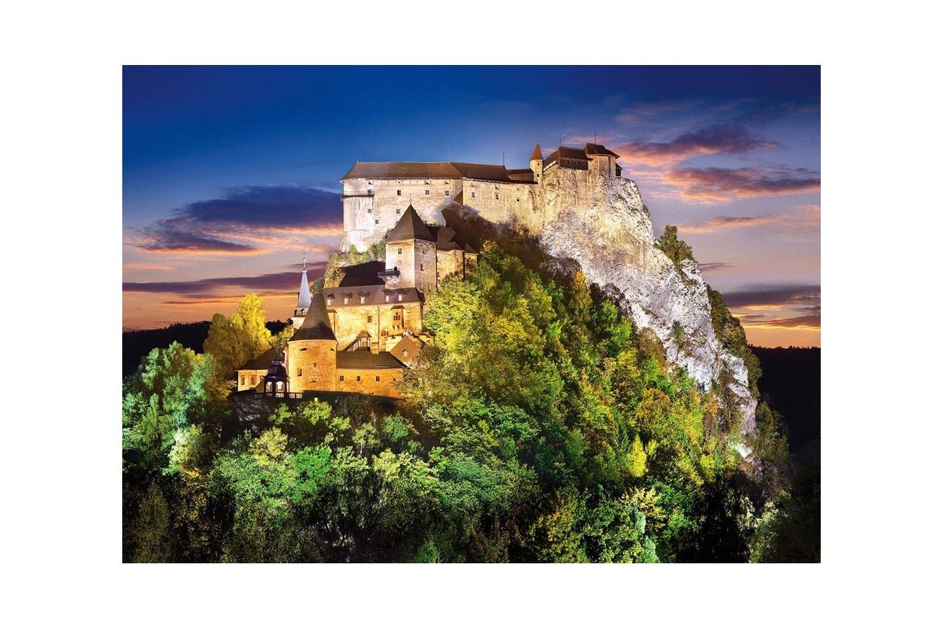 Puzzle Castorland - Orava Castle Slovakia, 500 piese