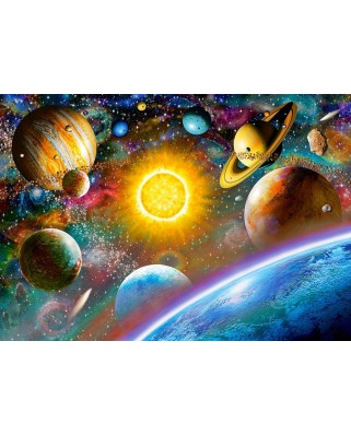 Puzzle Castorland - Outer Space, 500 piese