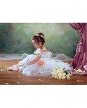 Puzzle Castorland - Peaceful Balerina, 500 piese