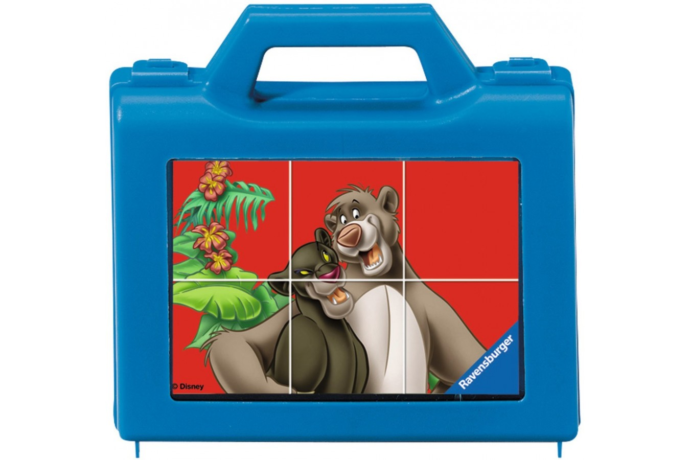 Puzzle Ravensburger - Animale, 6 piese (07457)