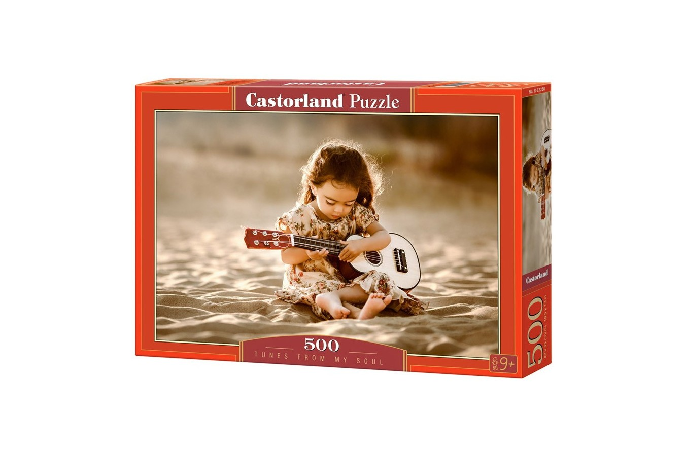 Puzzle Castorland - Tunes from My Soul, 500 piese