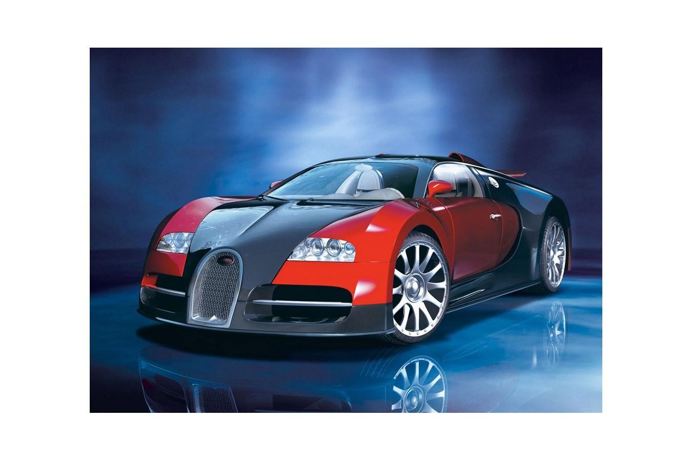 Puzzle Castorland - Bugatti Veyron 16.4, 1000 piese