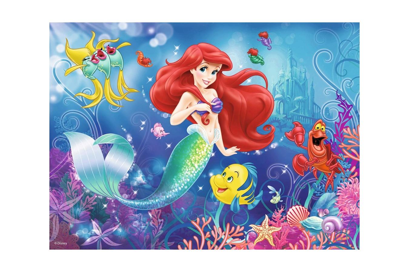 Puzzle Ravensburger - Ariel, 150 piese (10003)