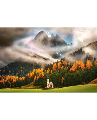 Puzzle Castorland - Magic of the Mountains, 1000 piese