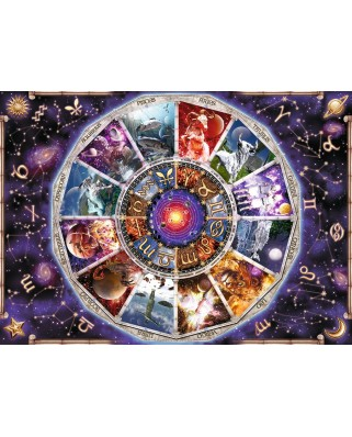 Puzzle Ravensburger - Astrologie, 9.000 piese (17805)