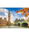 Puzzle Castorland - The Heart of London, 1000 piese
