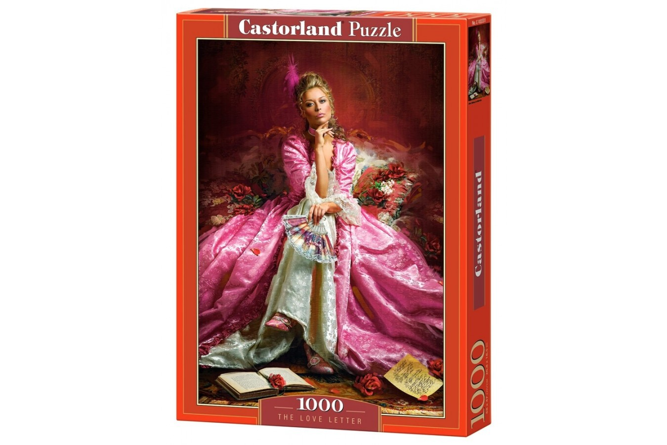 Puzzle Castorland - The Love Letter, 1000 piese