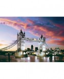 Puzzle Castorland - Tower Bridge, London, England, 1000 piese