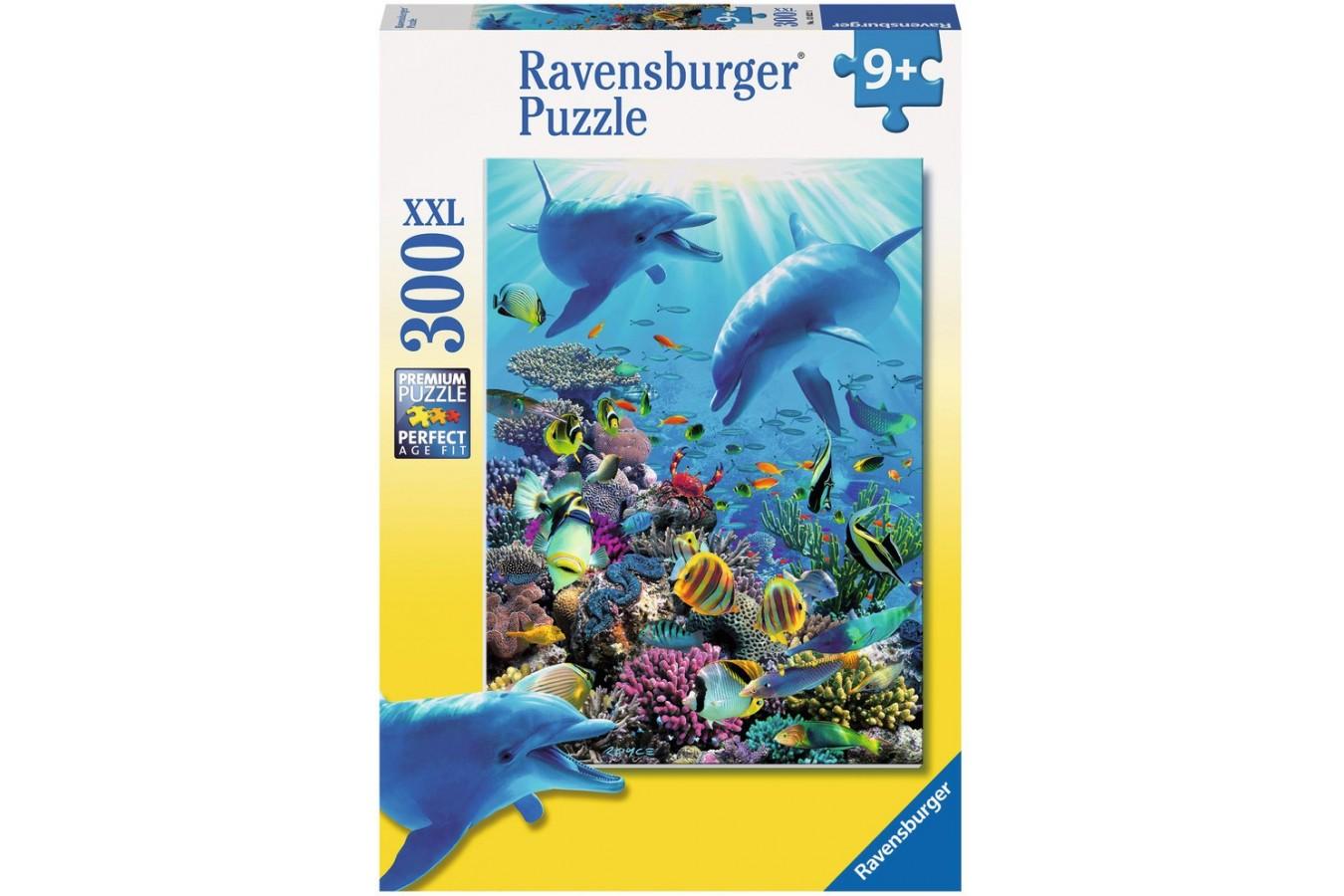 Puzzle Ravensburger - Aventura Subacvatica, 300 piese (13022)