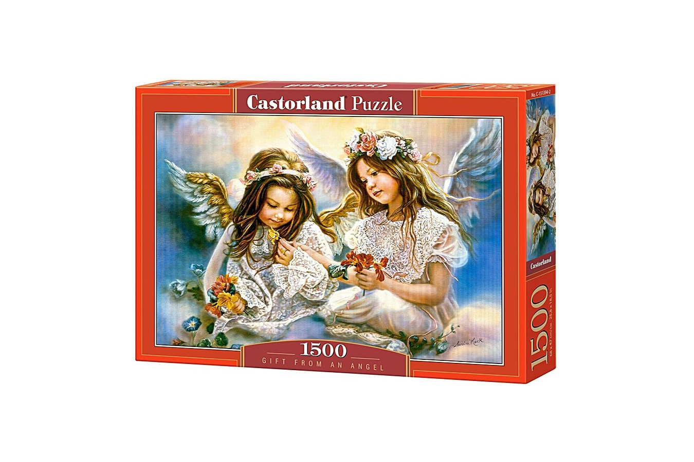Puzzle Castorland - Gift from an Angel, 1500 piese