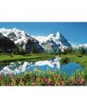 Puzzle Ravensburger - Berna Superioara - Elvetia, 300 piese (13601)
