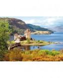 Puzzle Castorland - Eilean Donan Castle, Scotland, 2000 piese