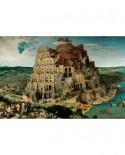 Puzzle Ravensburger - Pieter Brueghel: Bruegel The Elder - Turnul Babel, 5000 piese (17423)