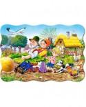 Puzzle Castorland Maxi - Big Turnip, 20 Piese