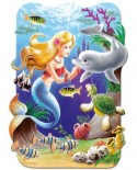 Puzzle Castorland - Little Mermaid, 30 Piese