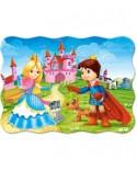 Puzzle Castorland - Princess Couple, 30 Piese