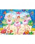 Puzzle Castorland - Little Ballerinas, 35 Piese
