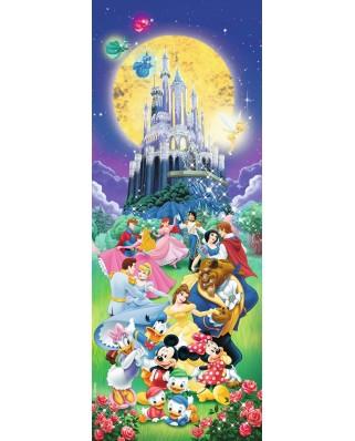 Puzzle Ravensburger - Castelul Disney, 1.000 piese (15056)