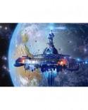 Puzzle Castorland - Alien Ship, 120 Piese