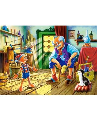 Puzzle Castorland - Pinocchio, 120 Piese