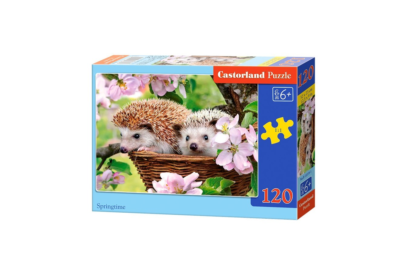 Puzzle Castorland - Springtime, 120 Piese