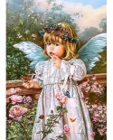 Puzzle Castorland - Butterfly Dreams, 180 Piese