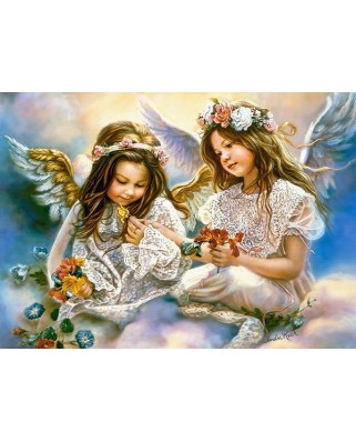 Puzzle Castorland - Gift From A Angel, 180 Piese